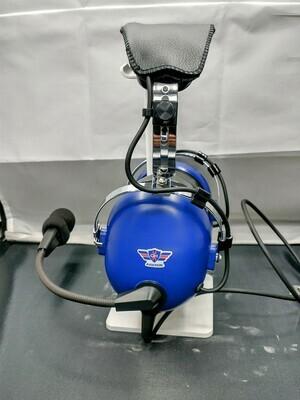 QH-101 PNR Passive Headset Blue