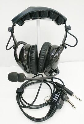 QH-102 PNR Passive Headset Carbon Fiber