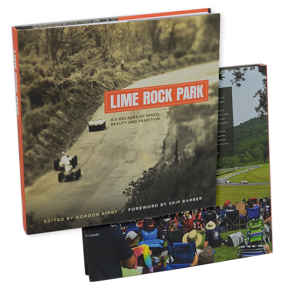 Lime Rock Park - 60 Years Of Racing