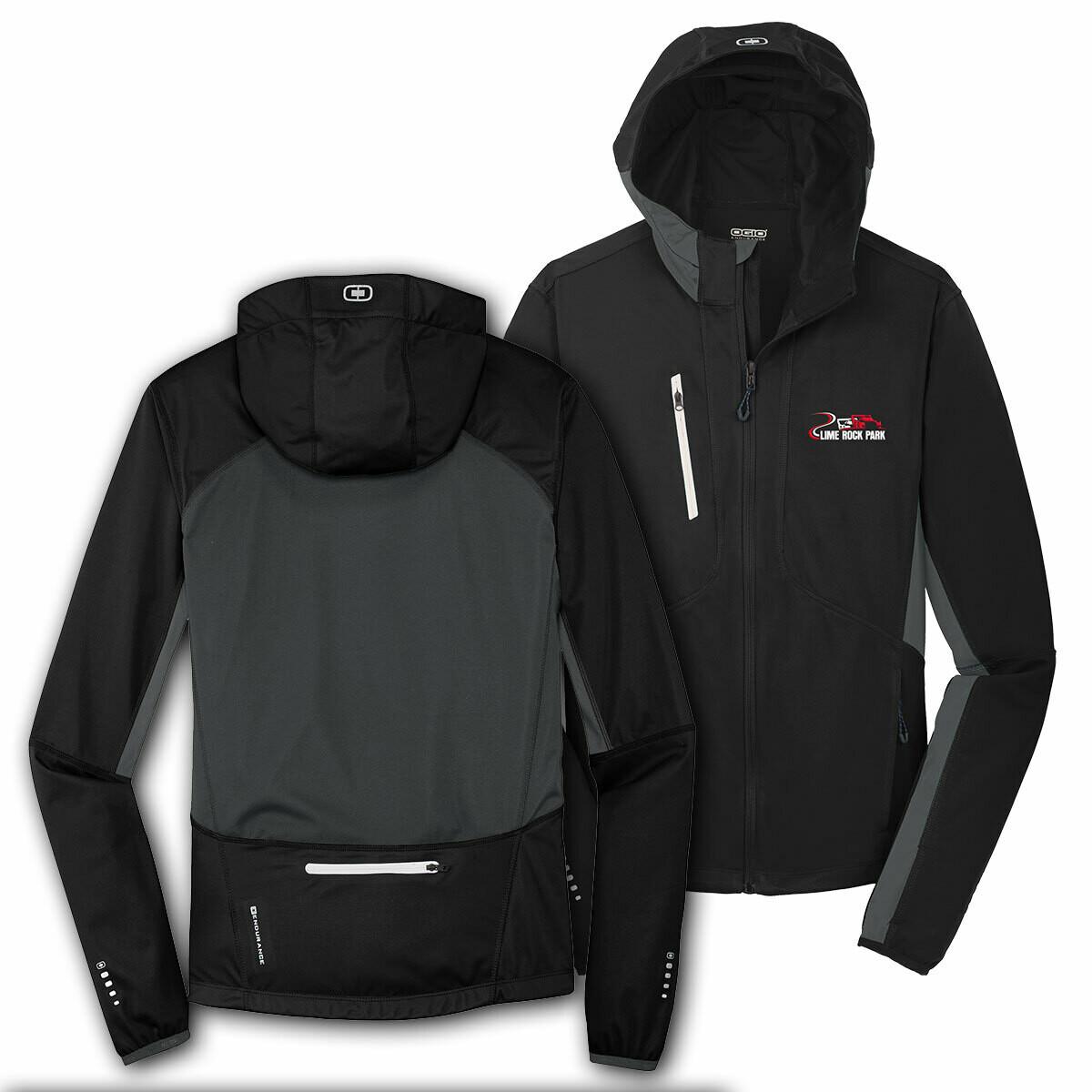 Ogio Pivot Jacket - Blk/Gear