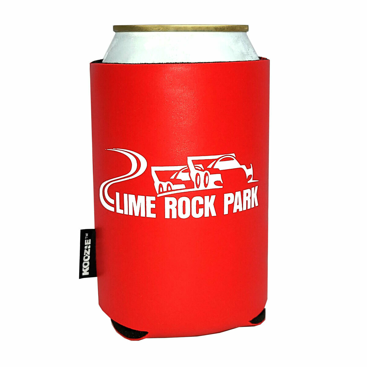 Lime Rock Park Kozzie - Red