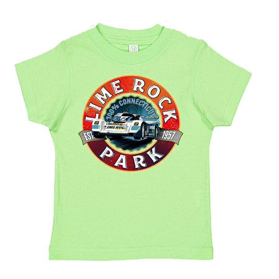 LRP Toddler Wheelie T - Lime