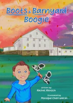Boots and Barnyard Boogie (Discount Bulk Order of 25 copies)