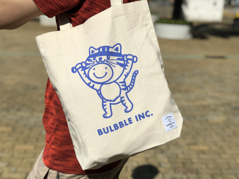"Bulbble Inc. ""Follow Your Heart"" Tote Bag"