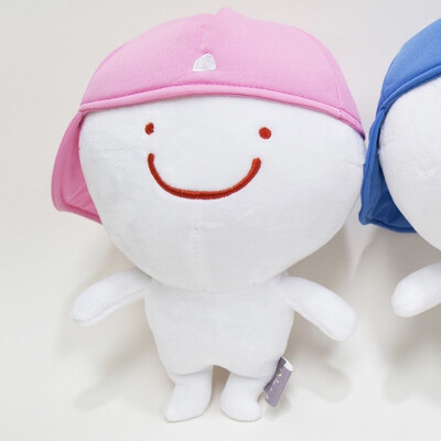 Bulbble Inc. 泡泡毛公仔 Bulbbie Stuffed Toy
