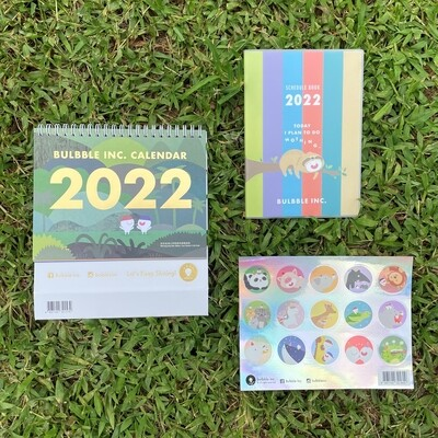 Bulbble Inc. 2022 Combo Set B