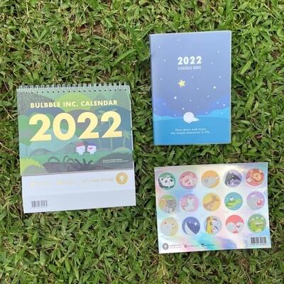 Bulbble Inc. 2022 Combo Set A