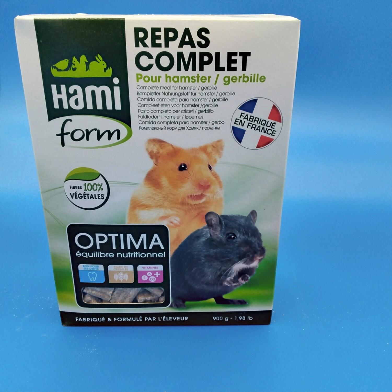 Repas hamster/gerbille