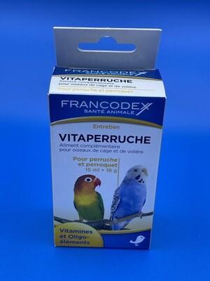 Aliment complémentaire pour oiseaux de cage et de volière