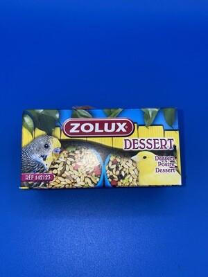 Godets miel dessert boîte par deux