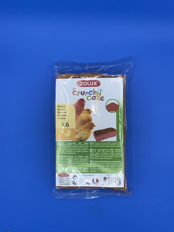 Crunchy Cake friandises complémentaire par 6