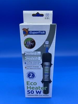 Chauffage compact pour aquarium 30L