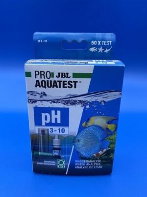 Analyse de l'eau pour le pH