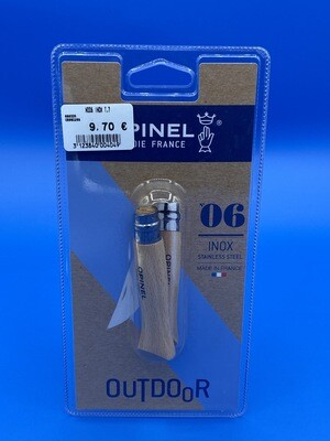 Opinel N°6 Inox couteau Outdoor Made in France