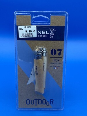 Opinel N°7 couteau Inox Outdoor  Made in France