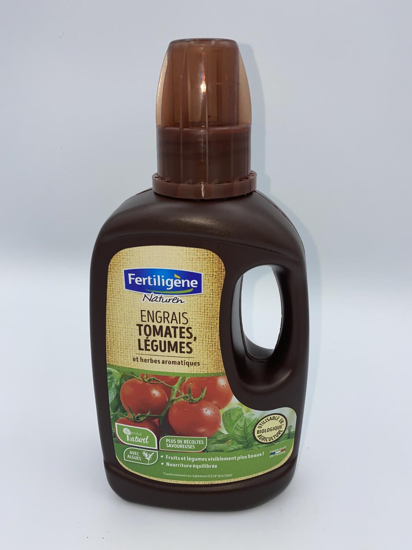 Engrais pour tomates légumes et herbes aromatiques 400 ml