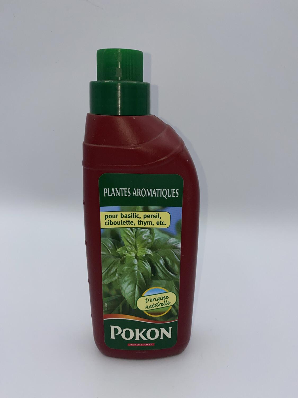 Engrais pour plantes aromatiques POKON 500 ml