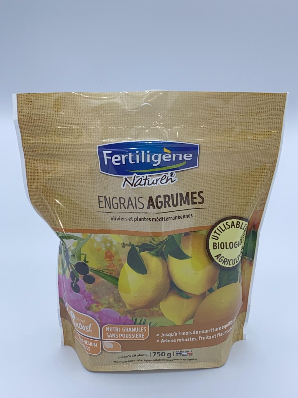 Engrais agrumes Oliviers et plantes méditerranéennes 750 g