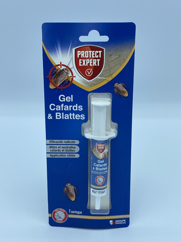 Anti cafards et Blattes 1 seringue Protect Expert