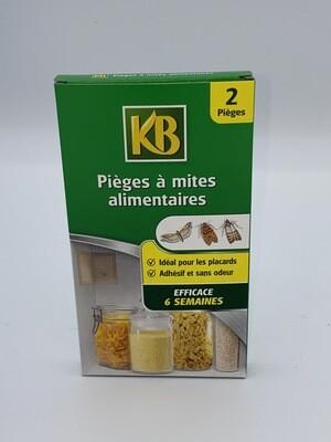 Pièges à mites alimentaires KB