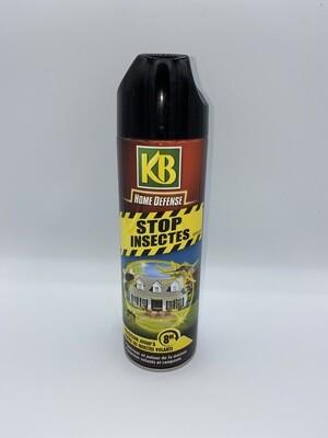 Stop insectes KB 8 h de protection