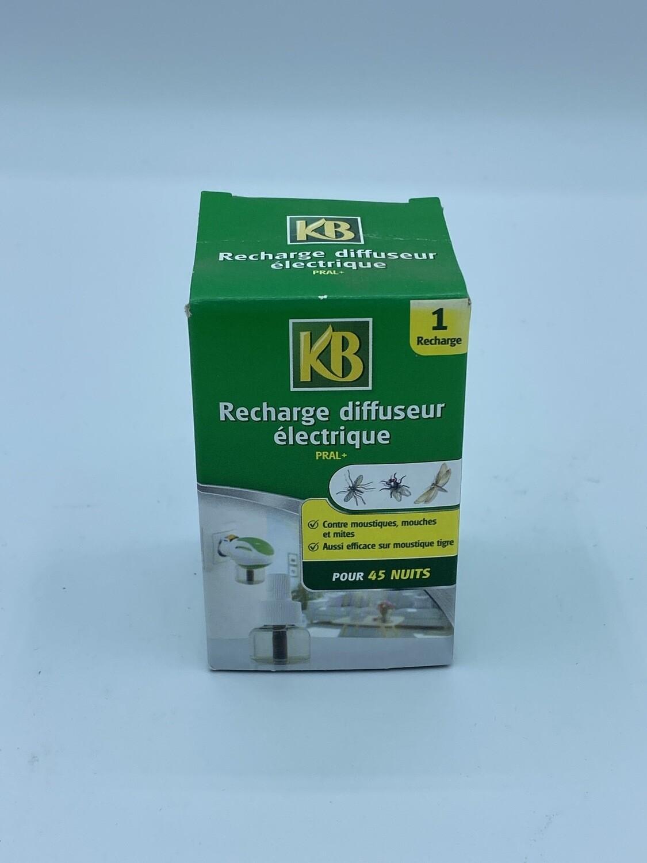 Recharge diffuseur électrique Multi insectes KB