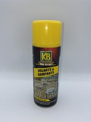 Anti volants et rampants sans insecticide 520 ml KB