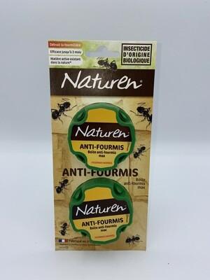 Boîtes Anti fourmis Naturen