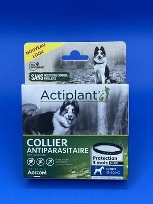 Collier anti parasitaire Actiplant