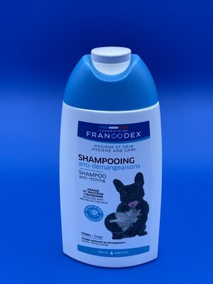 Shampooing anti démangeaison 250ml Francodex