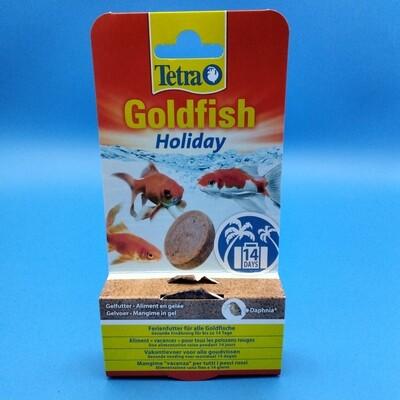 Goldfish holiday