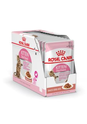Royal canin kitten sterilised sauce