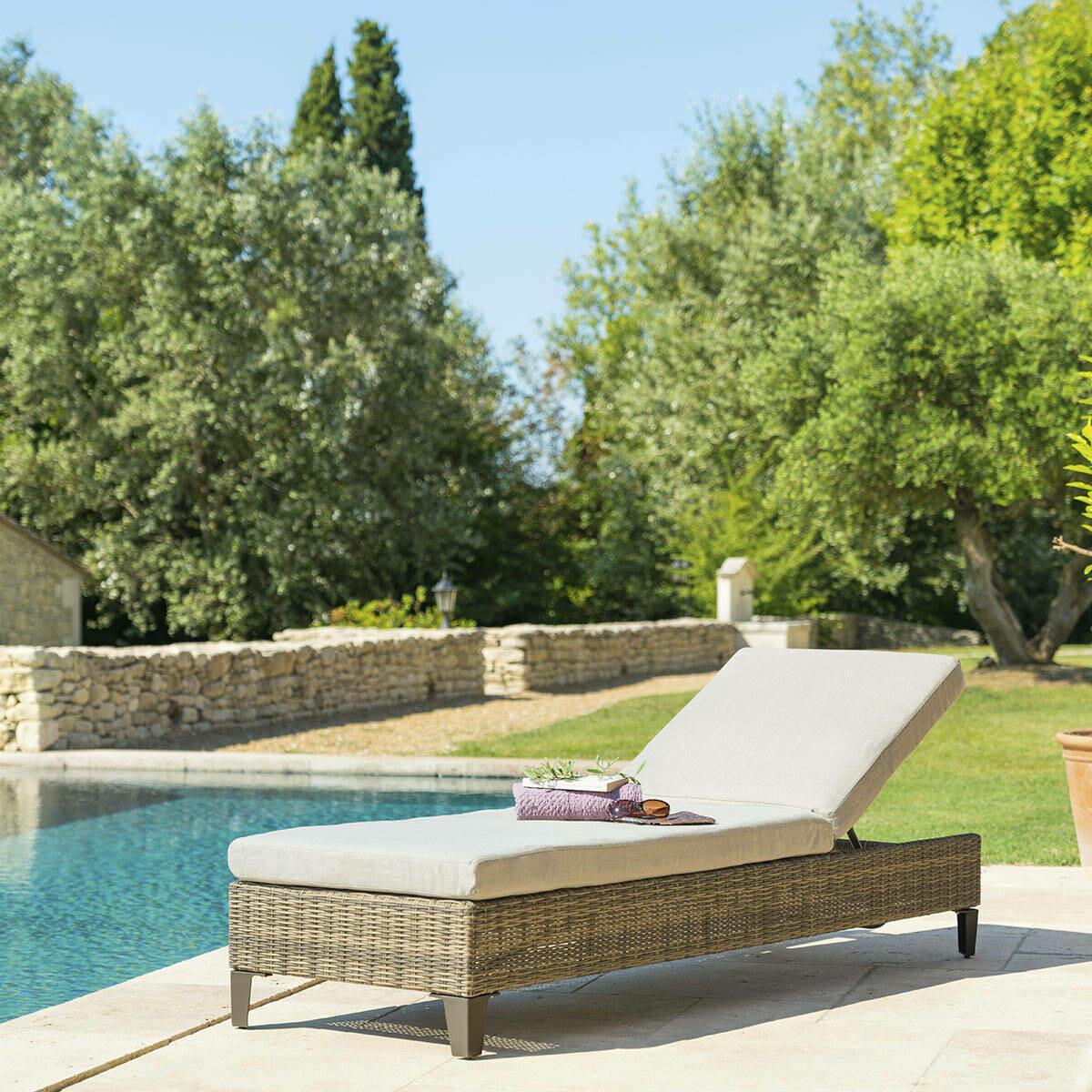 Lit de piscine Malta Naturae