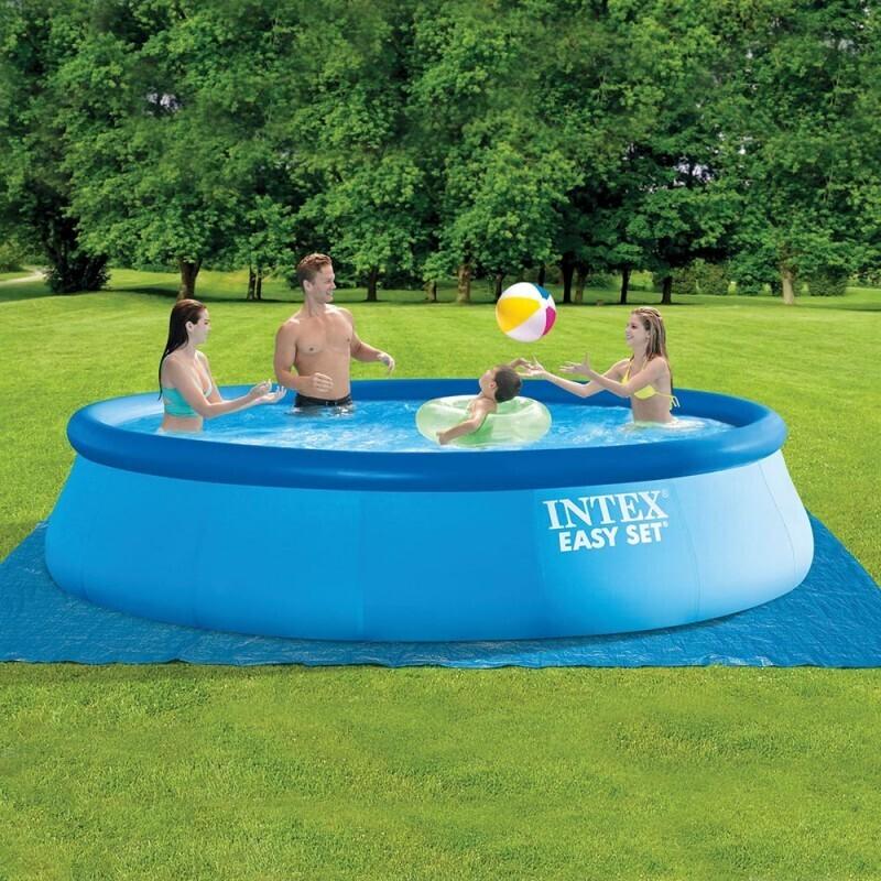 Kit piscine gonflable 4,6m