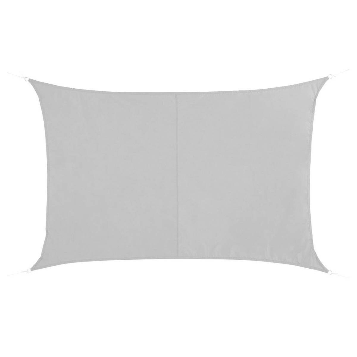 Voile d'ombrage rectangulaire Curacao 3X2m