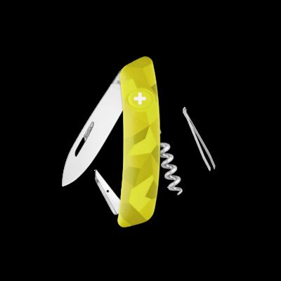 Couteau Suisse D01 CAMO MOUSSE