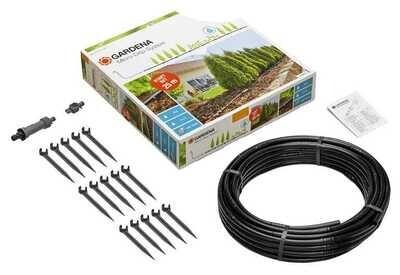 Kit d'arrosage goutte-à-goutte pour rangées de plantes M - GARDENA