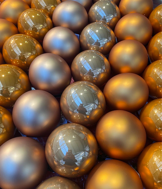 Boule de Noël 80 mm