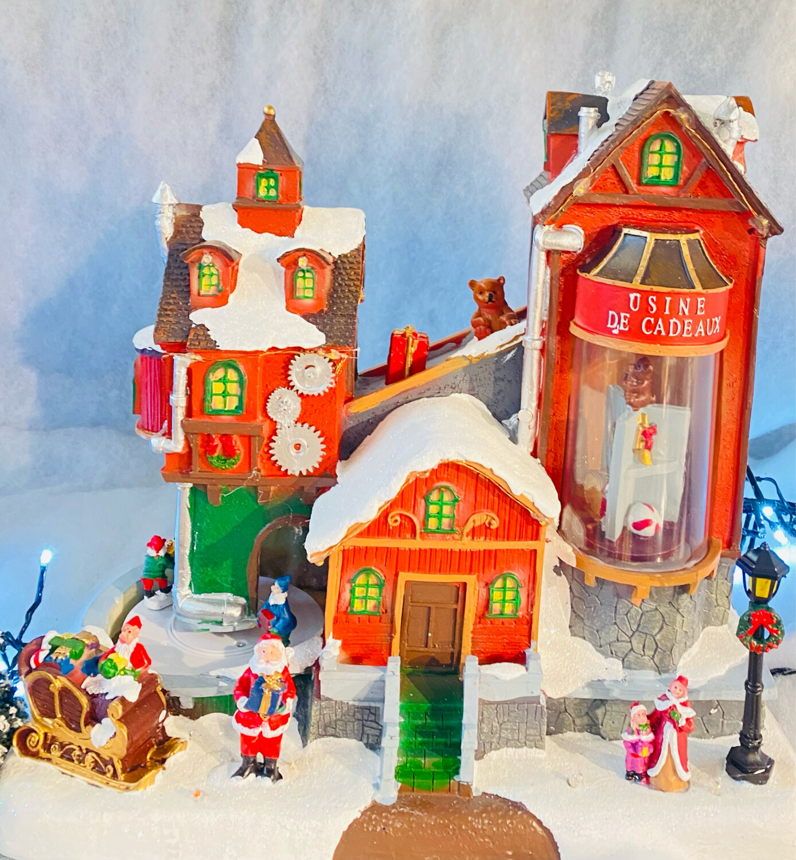 Fabrique de cadeaux Noël