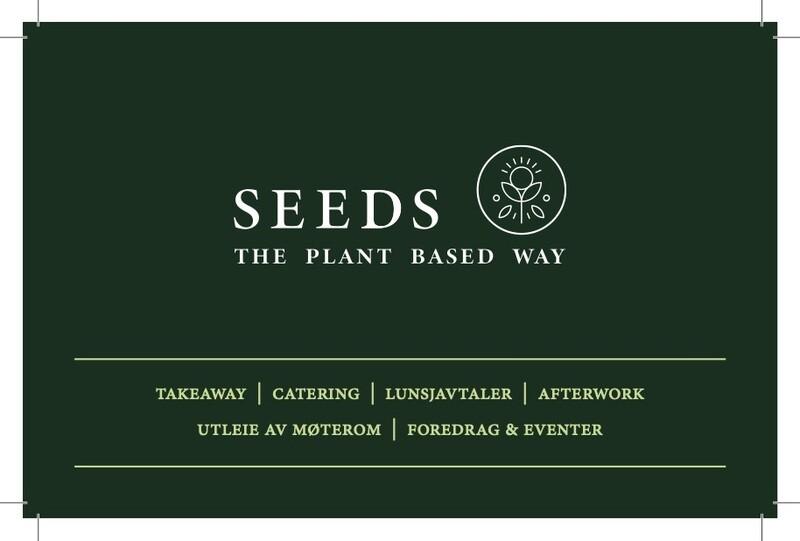 Gavekort Seeds Cafe