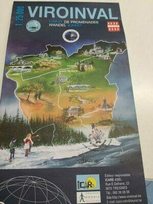 Carte promenade Viroinval