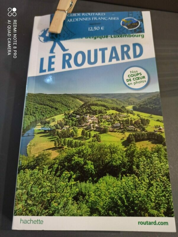 Le Routard Ardenne (France, Belgique, Luxembourg)