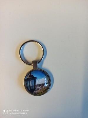 Porte clé métal Couvin