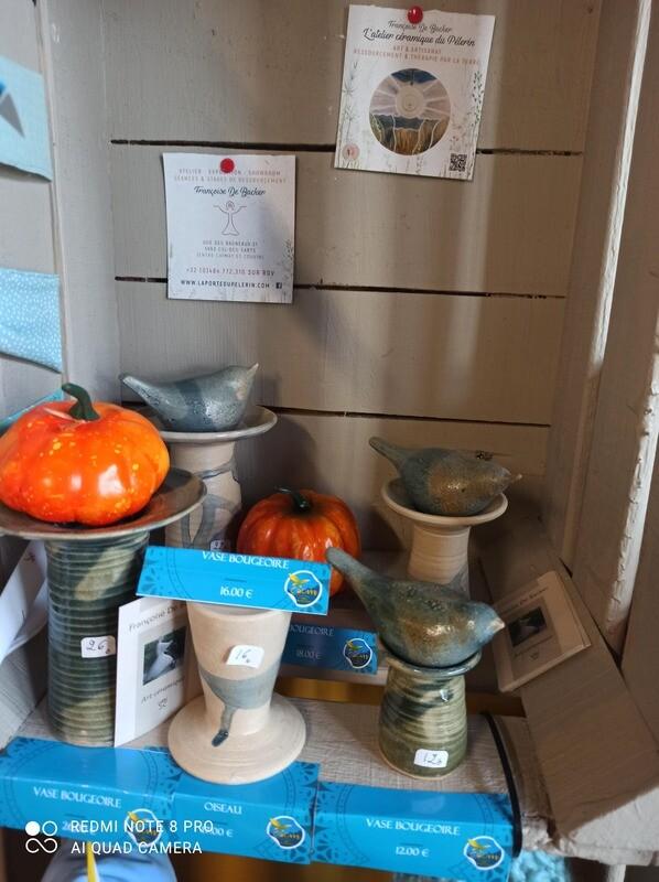 Atelier céramique du Pélerin
