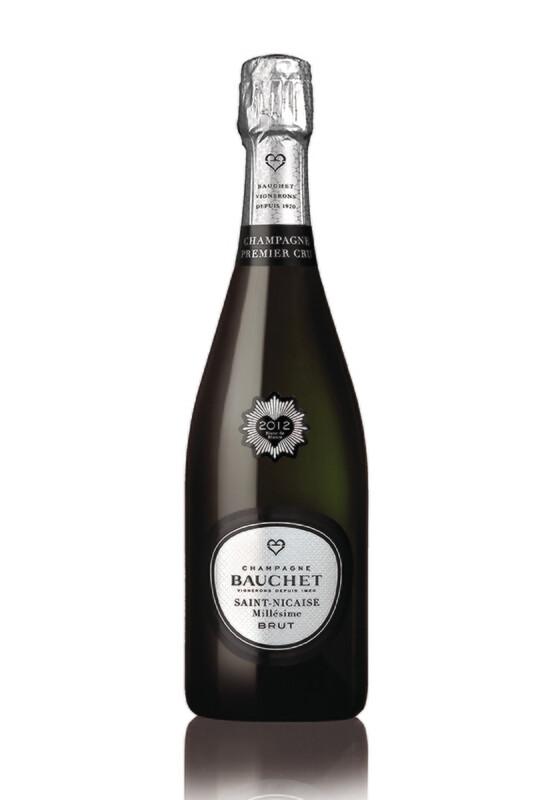 Champagner Bauchet Saint-Nicaise 2012 Premier Cru 75cl