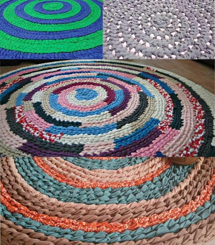 חבילת סדנאות לסריגת שטיחים