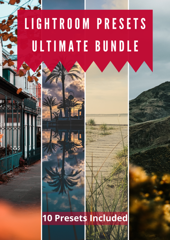 Ultimates Lightroom Preset Bundle