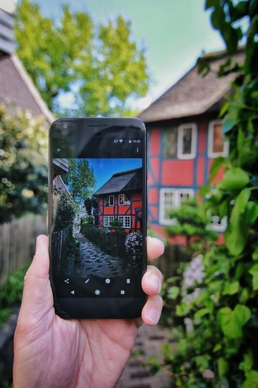 DERZEIT NICHT VERFÜGBAR | Smartphone Fotografie - Workshop, Fotowalk & Bildbearbeitung