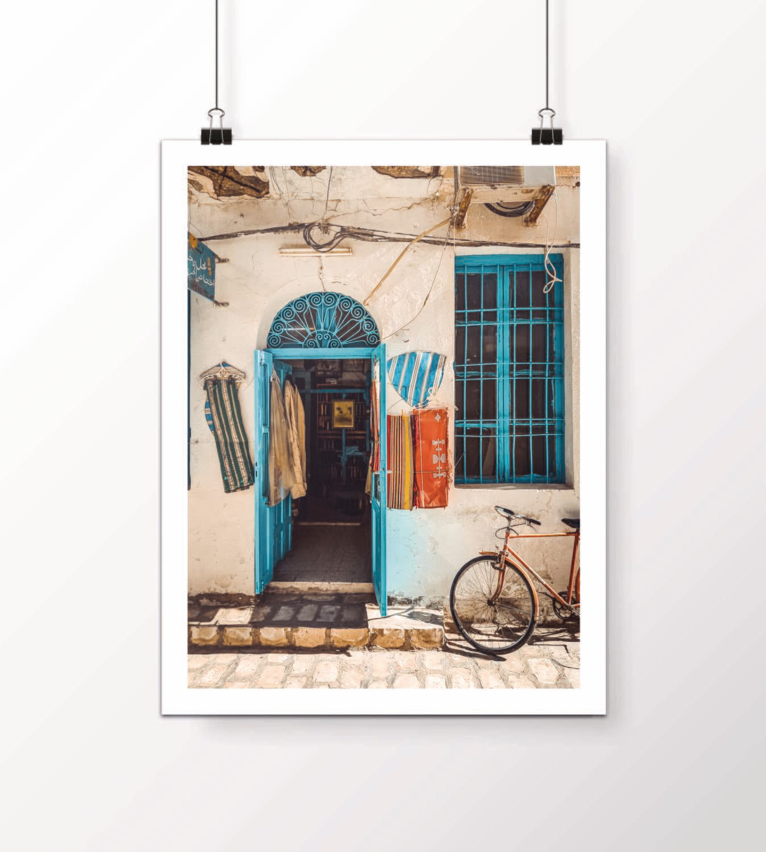 Fine Art Print - Djerba