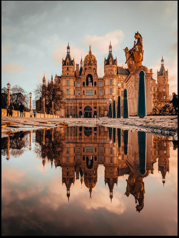 Poster - Schweriner Schloss